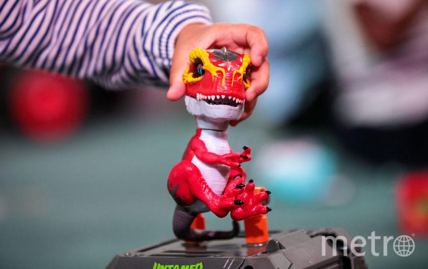 Игрушки для детей. Фото Getty