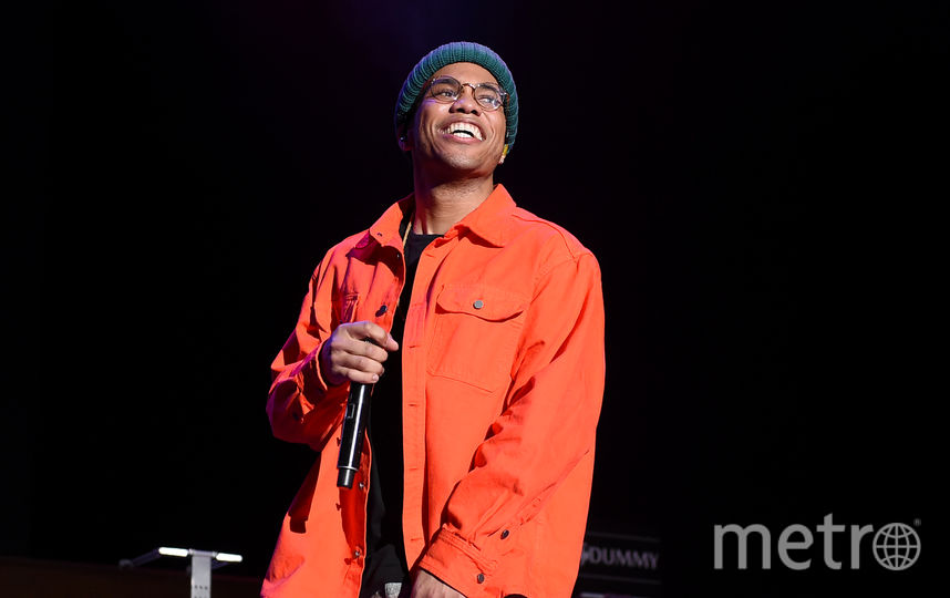 Anderson .Paak. Фото Getty