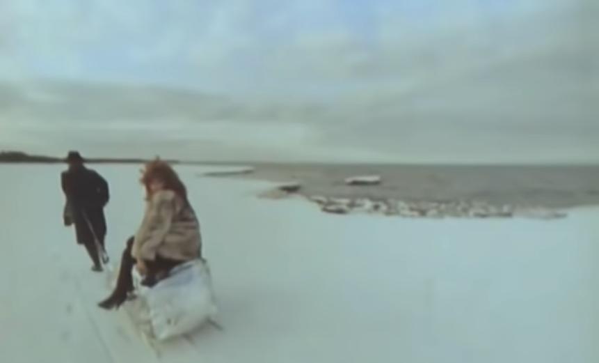 """Алла Пугачева снималась в этом клипе в 1984 году. Фото скриншот youtube, """"Metro"""""""