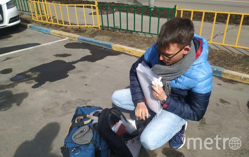"""Дмитрий Ветчинников. Фото Ольга Кабанова, """"Metro"""""""