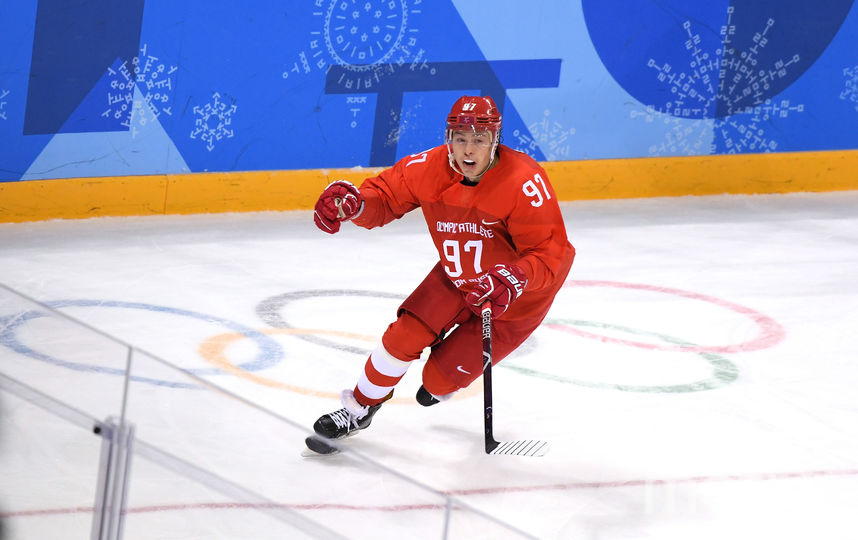 Никита Гусев. Фото Getty