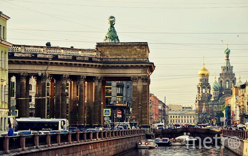 Казанский собор. Фото pixabay.com