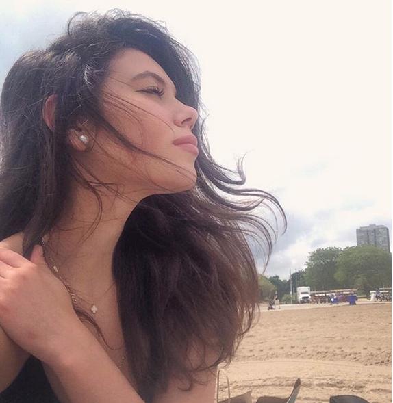 Елена Ильиных, фотоархив. Фото скриншот www.instagram.com/blackswanei
