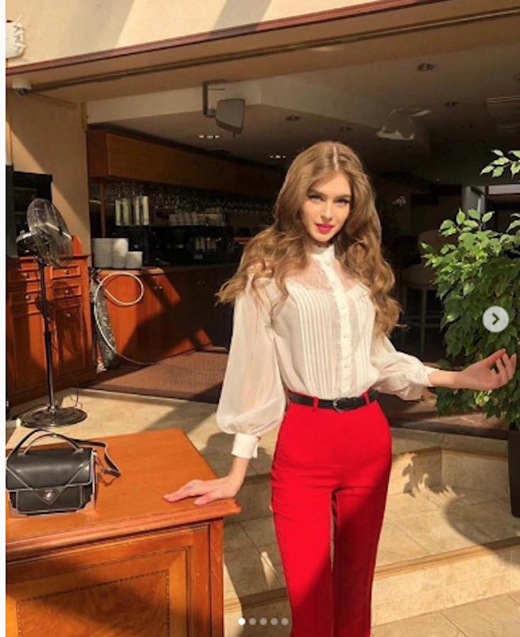 Мисс Россия–2019. Фото www.instagram.com/ms.alinasanko