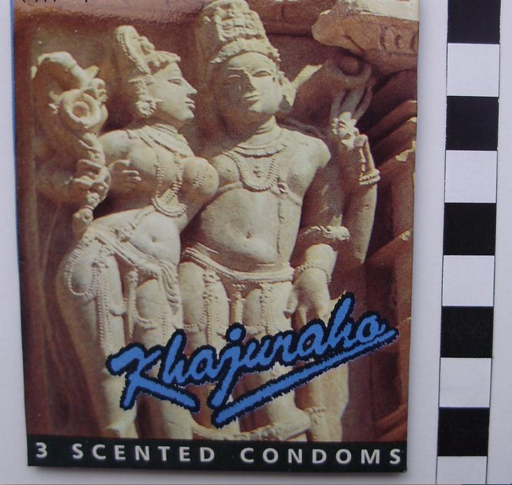 Презерватив индийского производства. Фото предоставил Дмитрий Зенюк