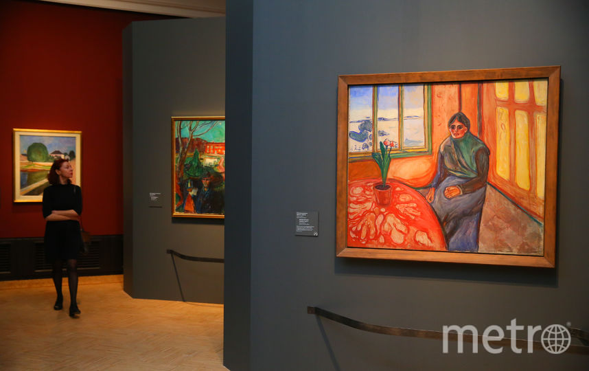 Выставка пройдет в Третьяковской галерее с 17 апреля по 14 июля. Фото Василий Кузьмичёнок