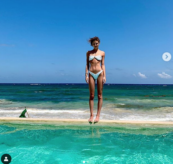 Грейс Элизабет, фотоархив. Фото скриншот https://www.instagram.com/lovegrace_e/