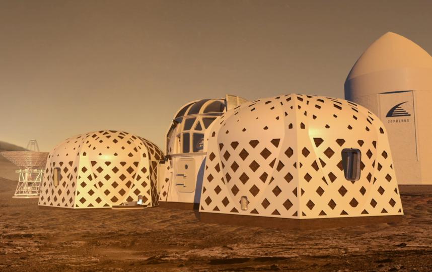 Проекты. Фото NASA