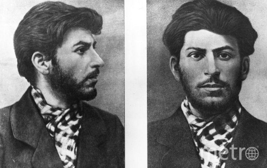 Молодой Иосиф Сталин. Фото Getty