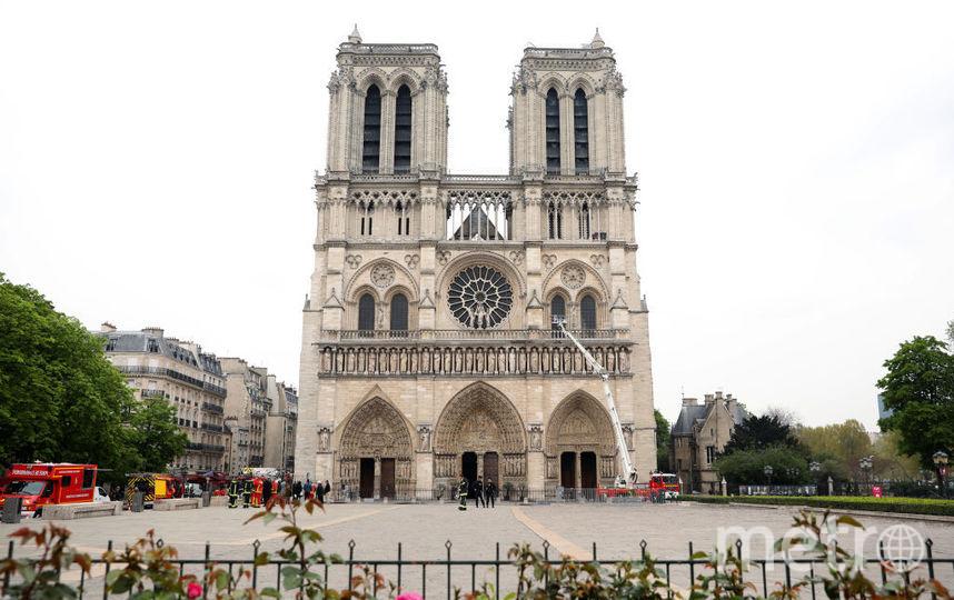 Собор Парижской Богоматери. Фото Getty