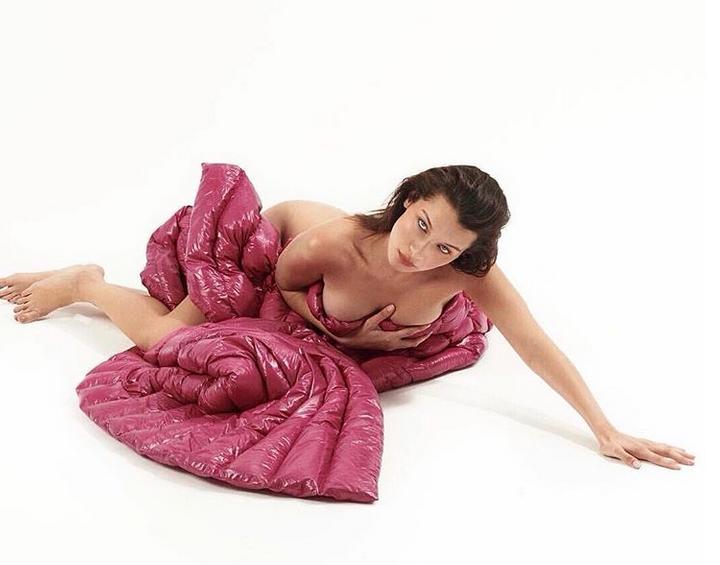 Белла Хадид, фотоархив.