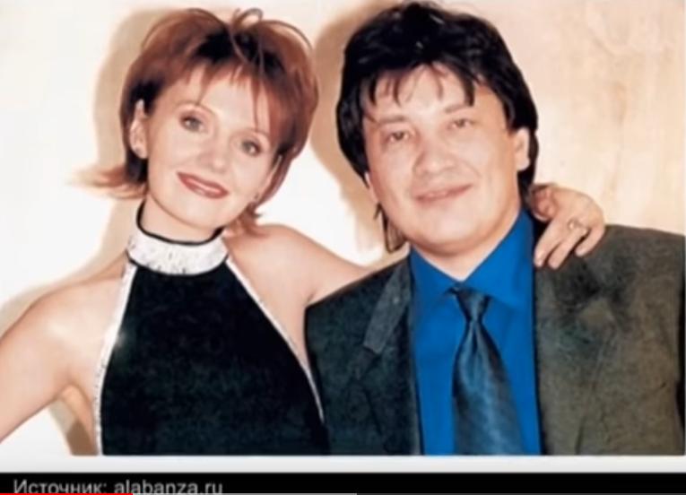 Валерия и ее второй муж Александр Шульгин. Фото Скриншот Youtube