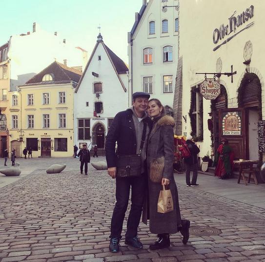 Елизавета Шевыркова и Марат Башаров. Фото Скриншот Instagram: @elizavetabasharova