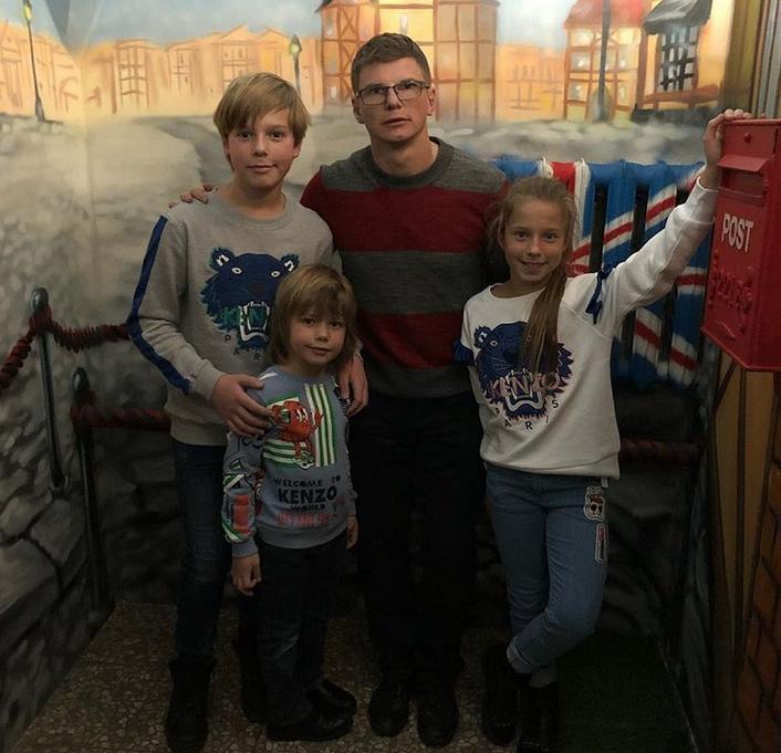 Андрей Аршавин, фотоархив. Фото скриншот www.instagram.com/andrey.arshavin10/