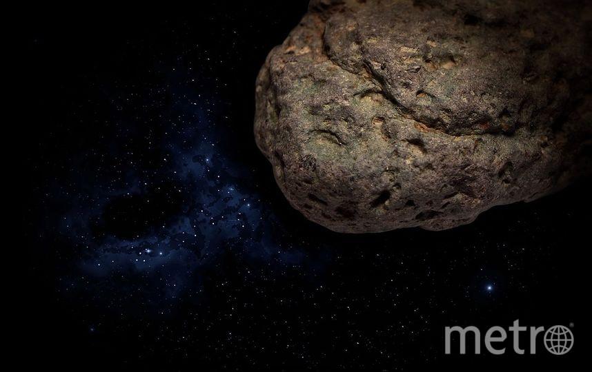 """Астероид пройдет на очень близком расстоянии от Земли. Фото https://pixabay.com, """"Metro"""""""