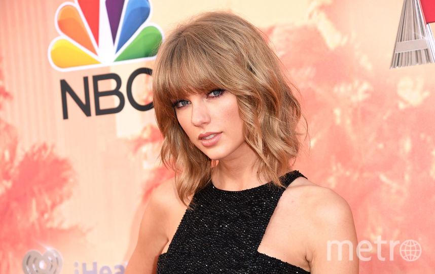 Американская кантри-поп-исполнительница Тейлор Свифт. Фото Getty