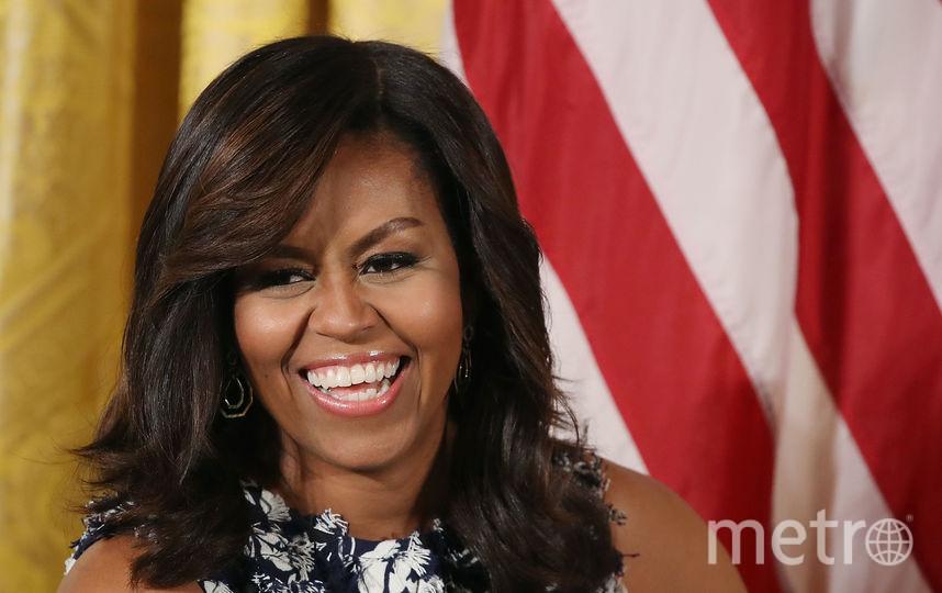 Бывшая первая леди Америки Мишель Обама. Фото Getty