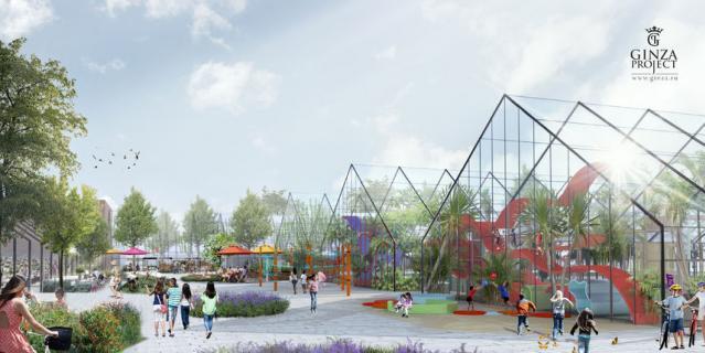 Городу вернут оранжереи Таврического сада.