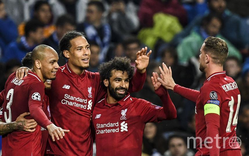 """""""Ливерпуль"""" близок к тому, чтобы дойти до финала второй раз подряд. Фото AFP"""