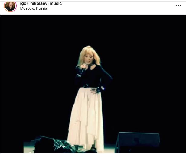 """Фото зрителей концерта Аллы Пугачевой. Фото """"Metro"""""""