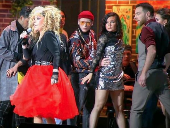 """Фото зрителей концерта Аллы Пугачевой. Фото https://www.instagram.com/fertikvadim/, """"Metro"""""""