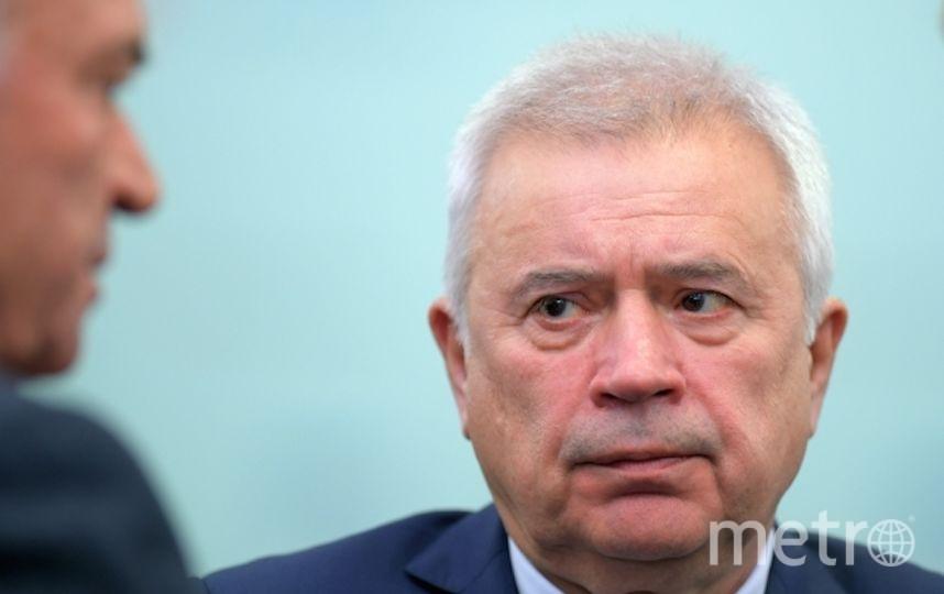 Вагит Алекперов – 3 место. Фото РИА Новости