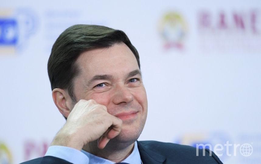 Алексей Мордашов – 4 место. Фото РИА Новости