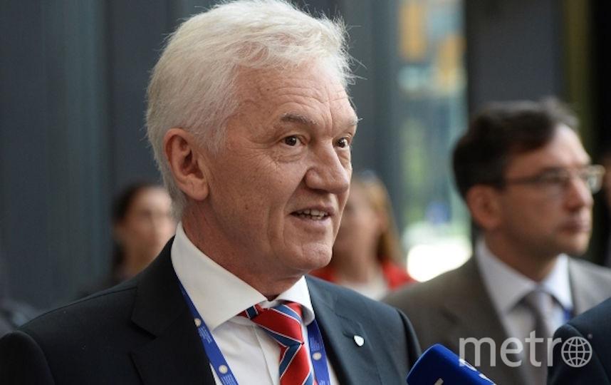 Геннадий Тимченко – 5 место. Фото РИА Новости