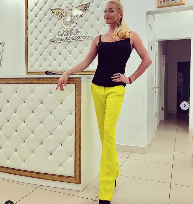 Скриншот instagram.com/volochkova_art.