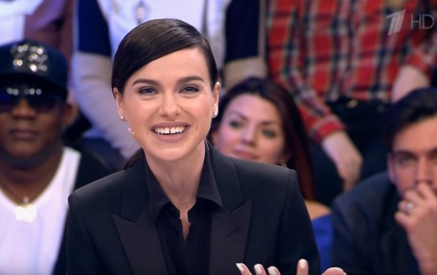 Лена Темникова. Фото Скриншот Youtube