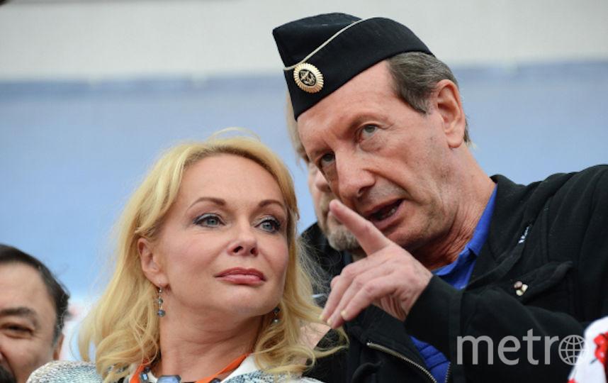 Ирина Цывина и Александр Рапопорт. Фото РИА Новости