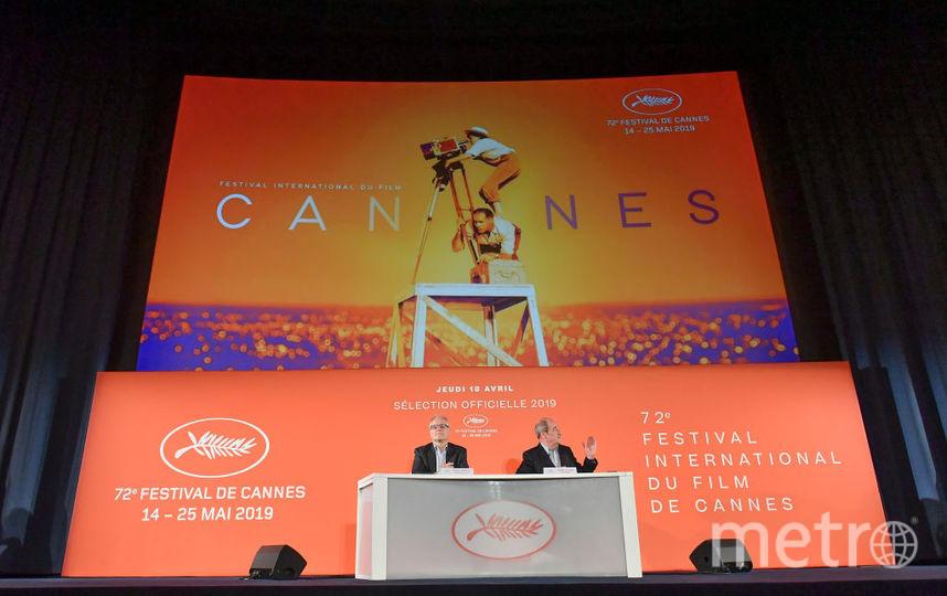 В этом году кинофестиваль пройдет с 14 по 25 мая. Фото Getty