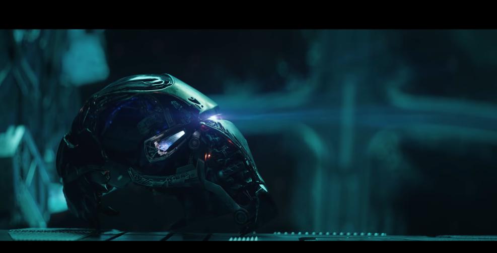 "Кадры из трейлера ""Мстители: Финал"". Фото Скриншот https://www.youtube.com/watch?time_continue=48&v=gbcVZgO4n4E, Скриншот Youtube"