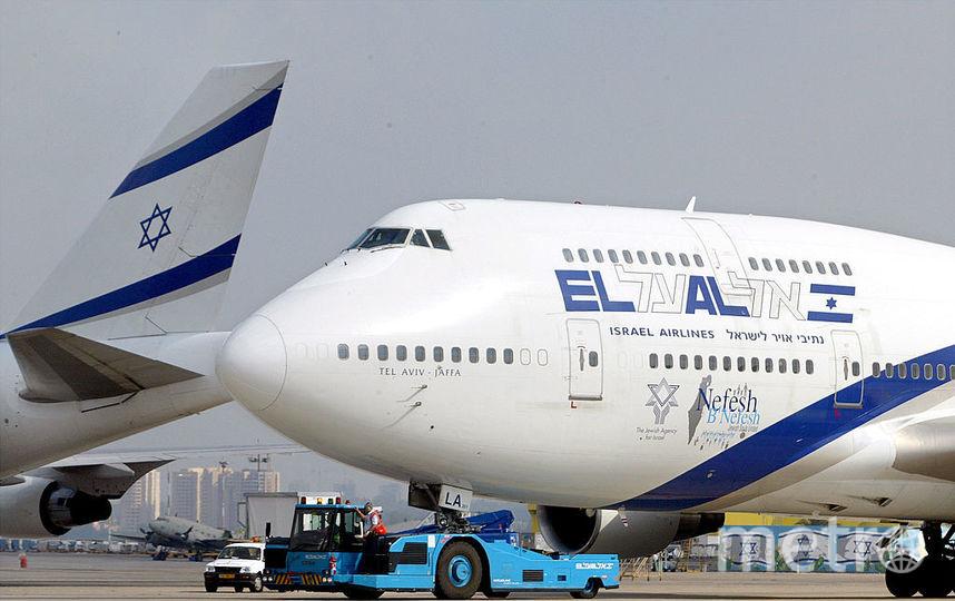 Израильская авиакомпания El Al. Фото Getty