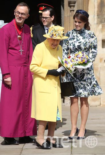 Королева Елизавета II и принцесса Евгения. Фото Getty
