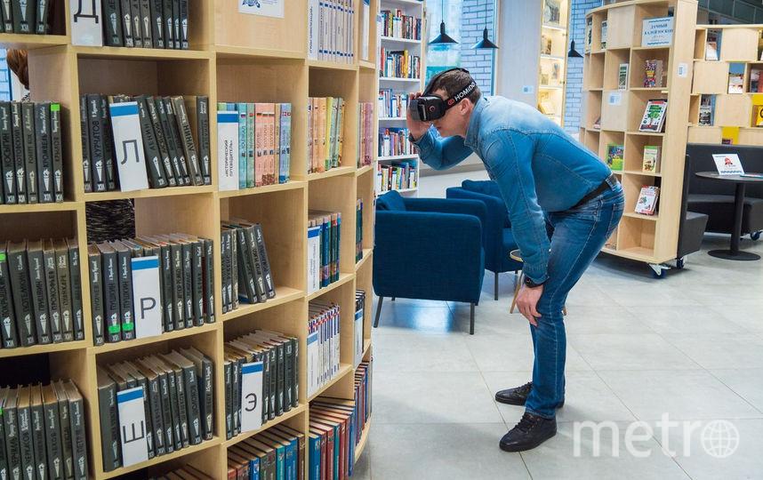 """Некоторые из 200 библиотек-участников будут работать до утра. Фото предоставлено библиотекой «Ржевская», """"Metro"""""""