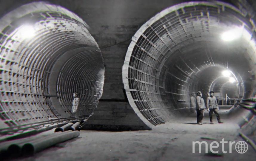 Кадр из фильма о Московском метрополитене. Фото Предоставлено Discovery Channel