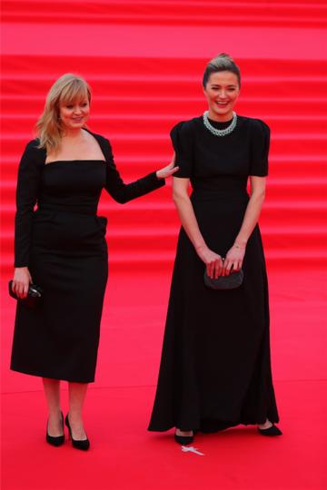 Анна и Надежда Михалковы. Фото Василий Кузьмичёнок