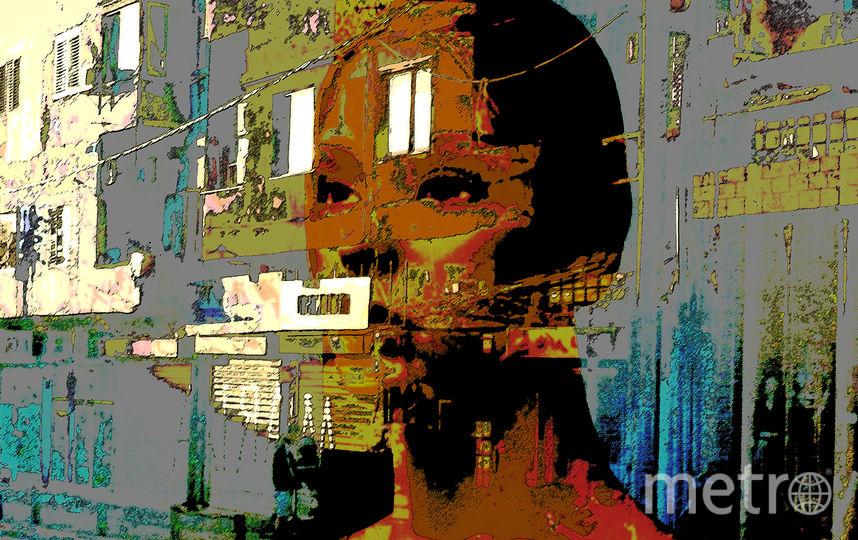 """Проект """"Метаморфозы"""". Манекен на закате. Фото Семен Файбисович. Проект """"Метаморфозы"""". Манекен на закате., Предоставлено организаторами"""