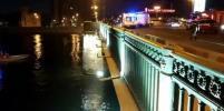 Итальянец пытался перепрыгнуть на авто через разводящийся мост