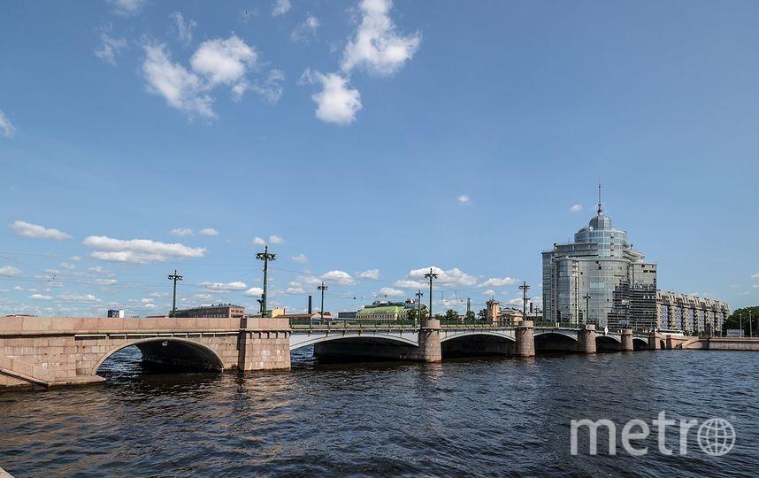 "Сампсониевский мост. Фото Alex 'Florstein' Fedorov/https://ru.wikipedia.org, ""Metro"""
