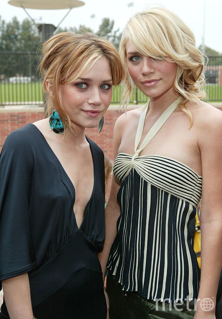 Мэри-Кейт и Эшли Олсен. Фото архив, Getty