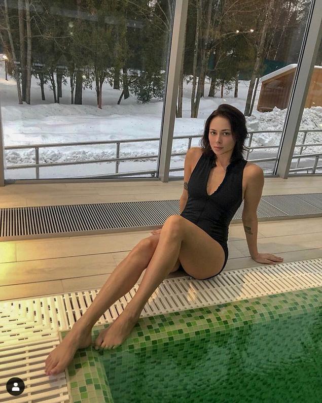 Настасья Самбурская. Фото Скриншот Instagram: @samburskaya