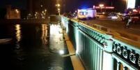 Пассажирка итальянца, пытавшегося перелететь мост в Петербурге, сбежала от миллионера