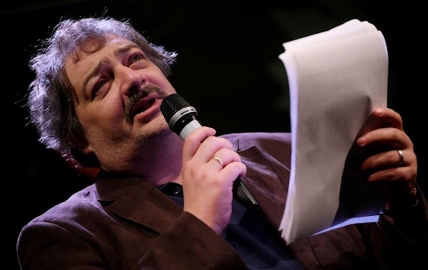 Дмитрий Быков. Фото РИА Новости