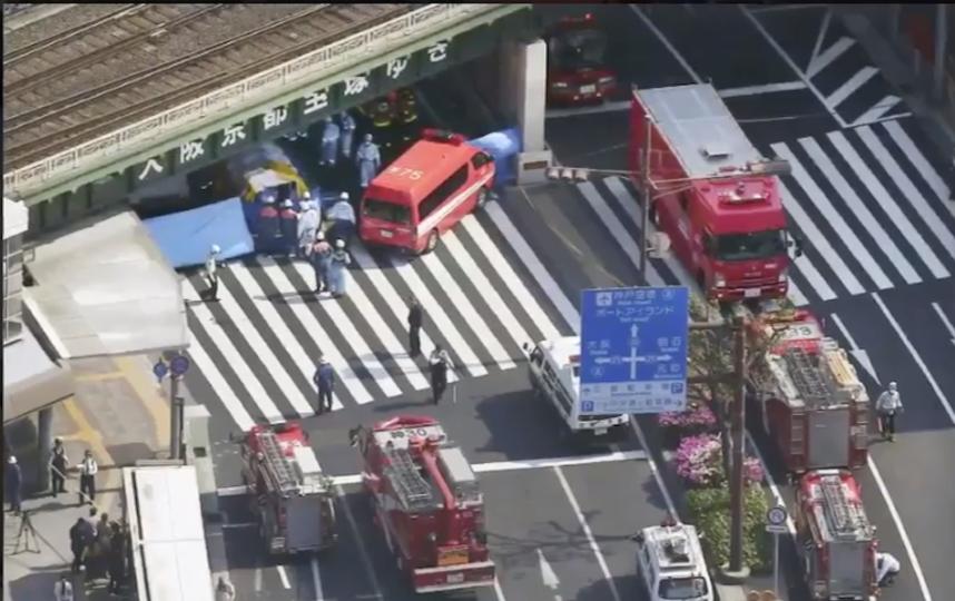 В результате происшествия погибло два человека. Фото Скриншот https://www.youtube.com/watch?v=nJkyDdYkDPM, Скриншот Youtube