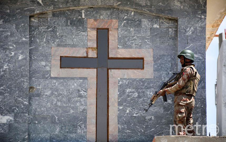 Утром 21 апреля на Шри-Ланке прогремела серия взрывов. Фото AFP