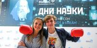 В Москве молодые учёные стали комиками