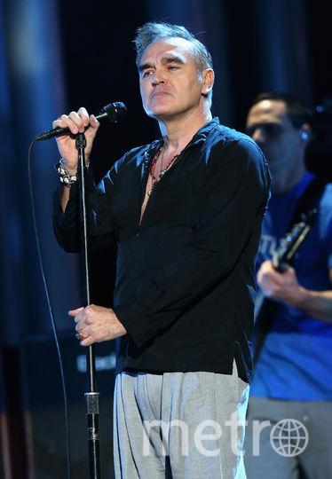 Morrissey. Фото Getty