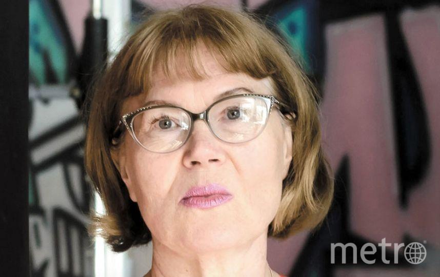 """Елена Колядина. Фото """"Metro"""""""